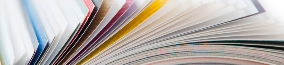 colourful book pages std